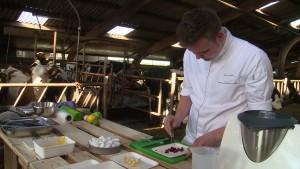 Topkok Jan Smink: custard van biest