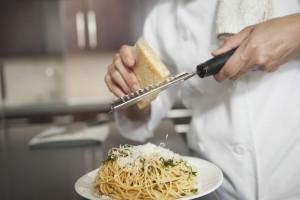 beleggen in Parmezaanse kaas