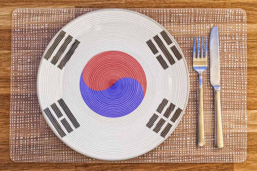 kaas in korea