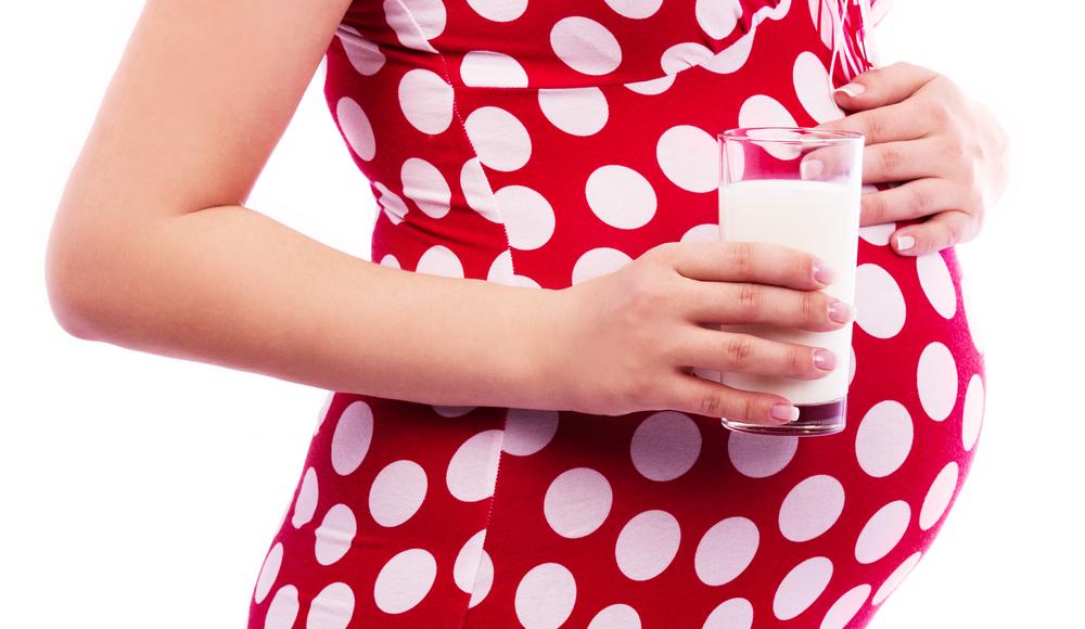 calcium in melk zwangerschap