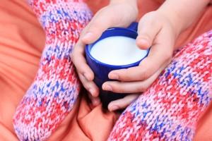 warme melk voor het slapen tryptofaan melatonine anijs honing