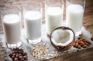 alternatieven voor melk melkvervangers
