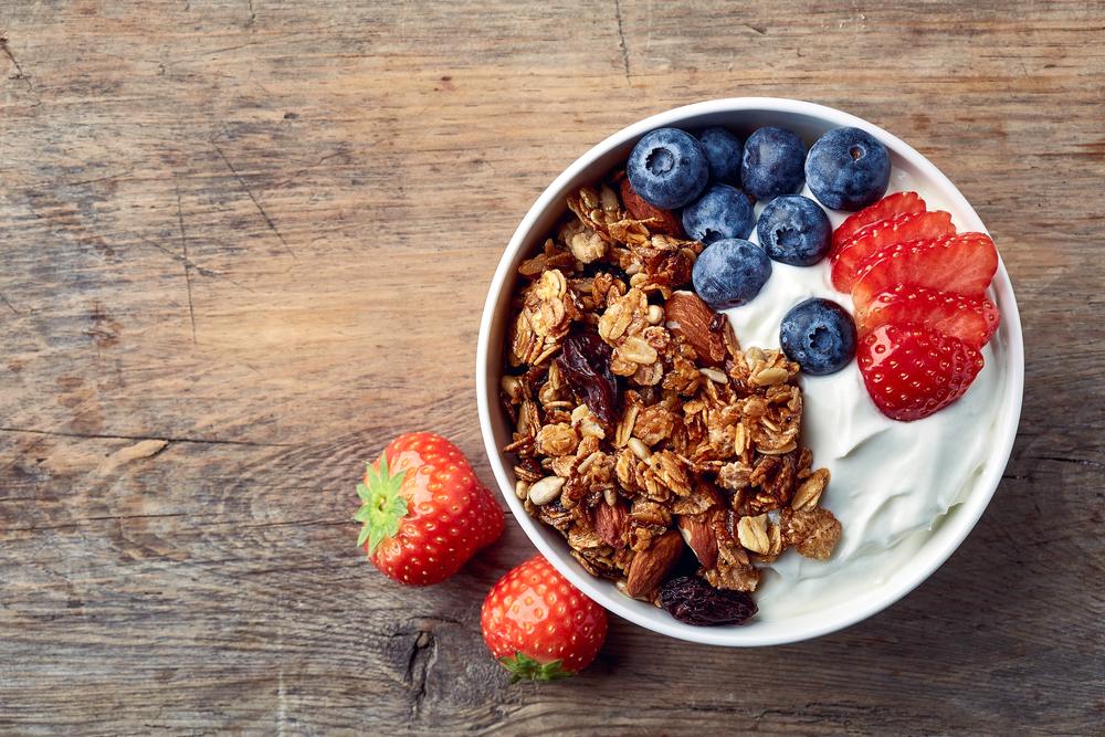 word je dik van griekse yoghurt