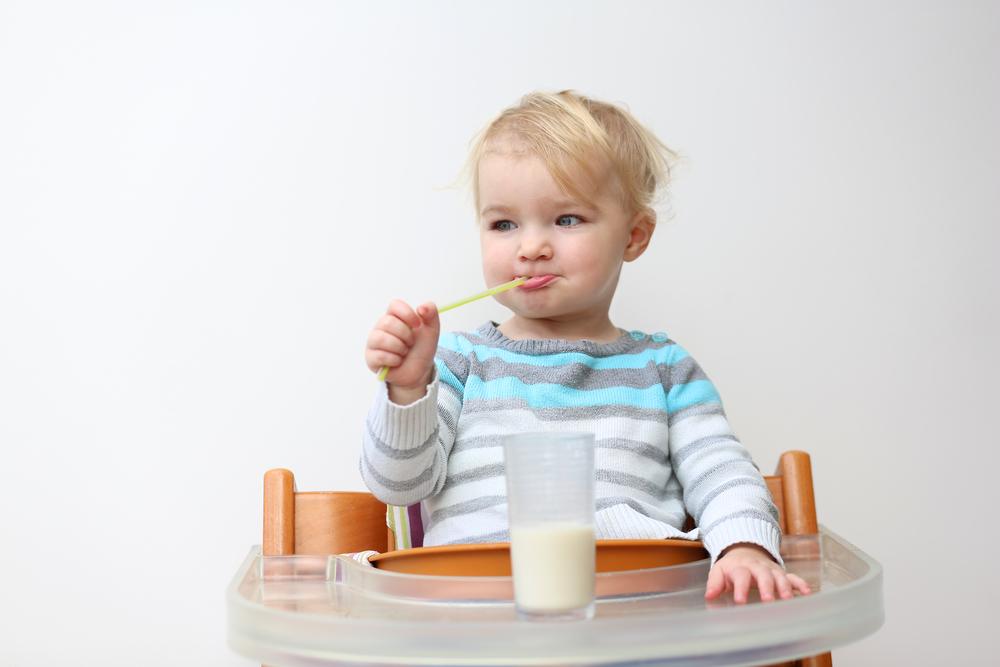 koemelkallergie behandelen met koemelk