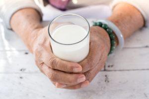 vet in volle melk