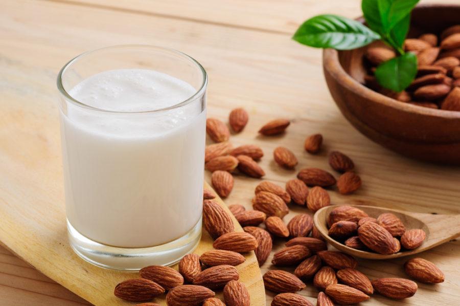 amandelmelk gezond of niet duurzaam