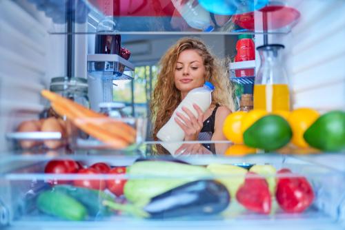 zelfrijdende koelkast