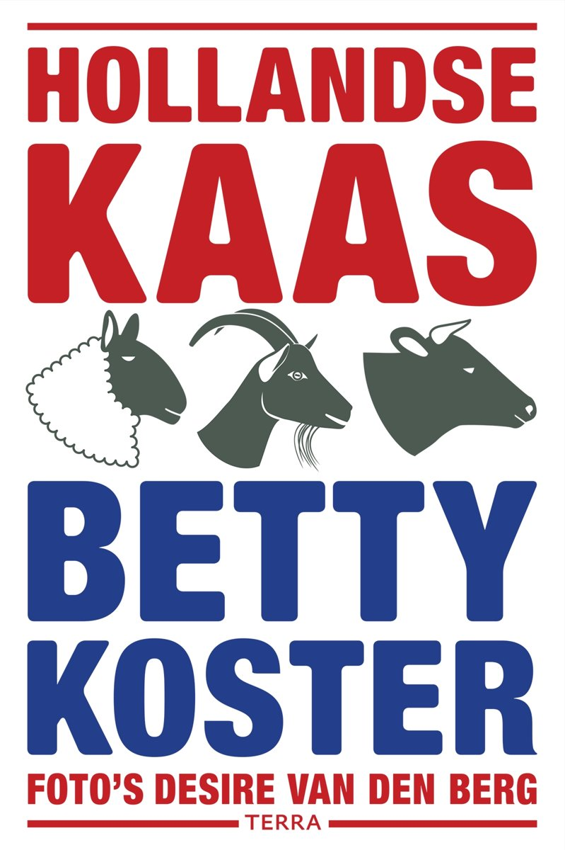 4. Hollandse kaas - Betty Koster