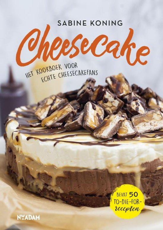 5. Cheesecake - Sabine Koning