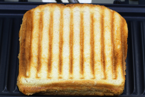 Tosti net zo gezond als broodje kaas