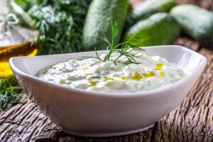 yoghurtdressing lekker gezond