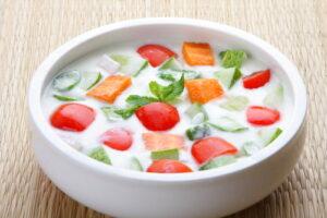 hartige yoghurt