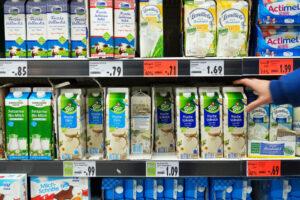 biologische melk in duitsland