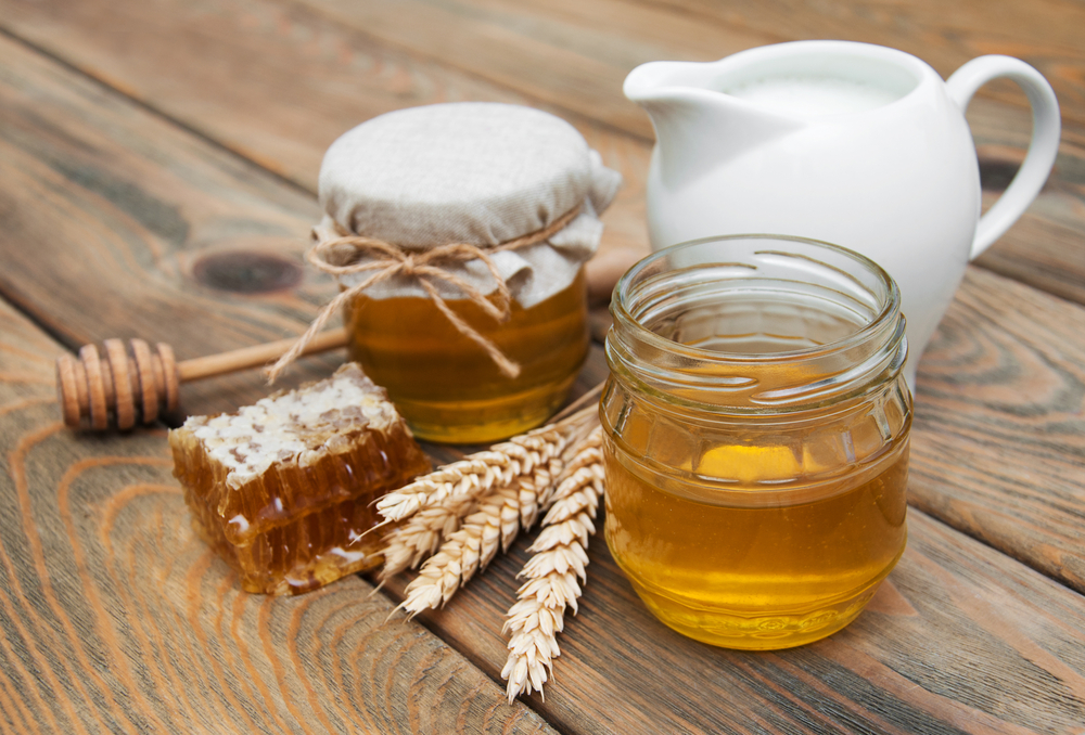 land van melk en honing