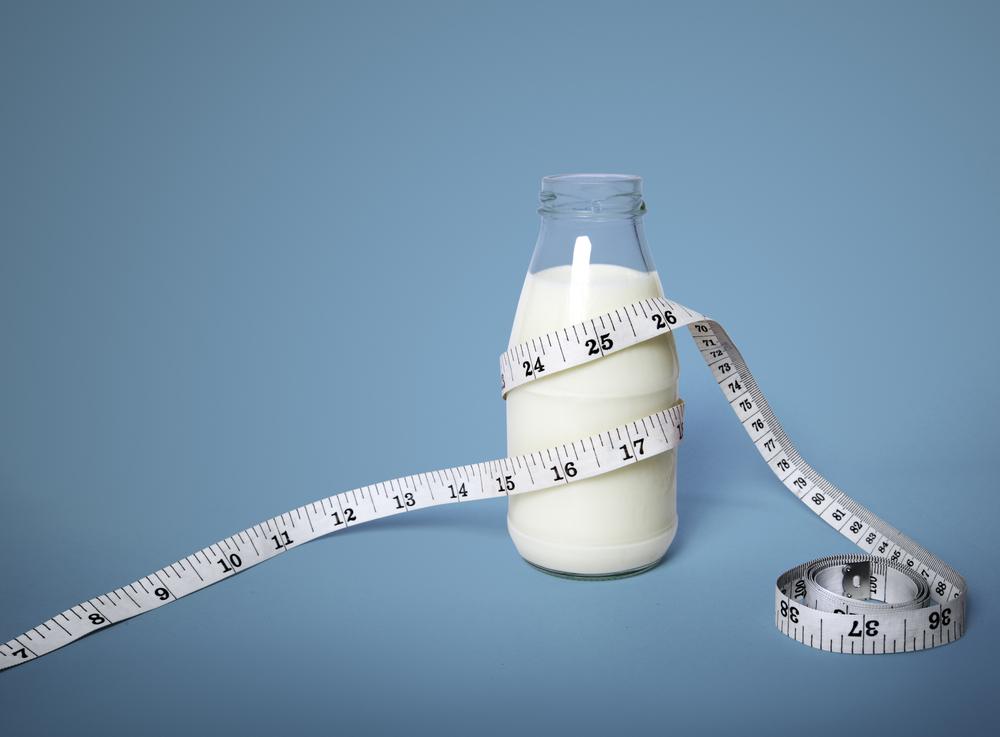 is magere melk gezond?