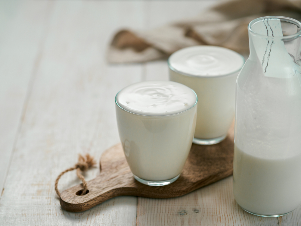 Verschil melk karnemelk