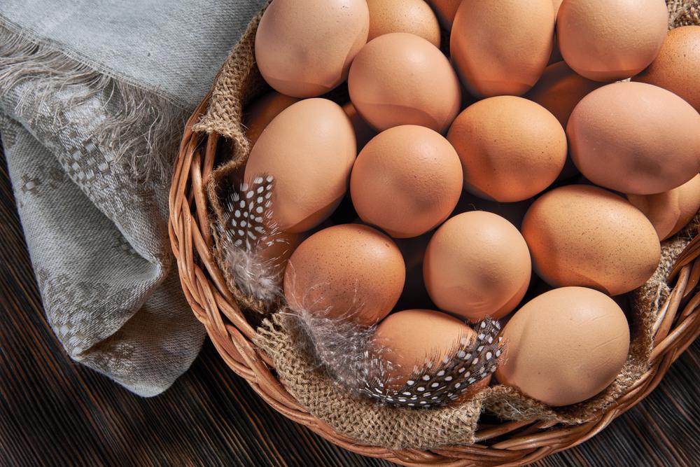Zijn eieren zuivel? Is een ei zuivel?